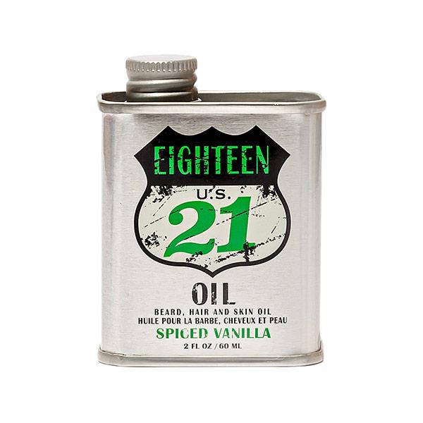 18.21 ManMade Spiced Vanilla Oil